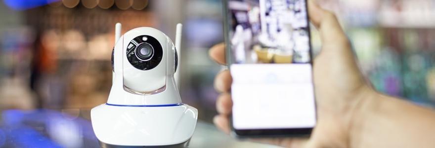 installer une caméra de surveillance par wifi