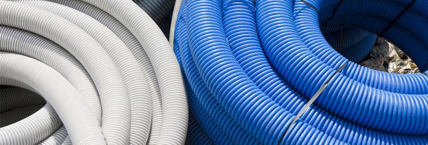 tubes en polyéthylène