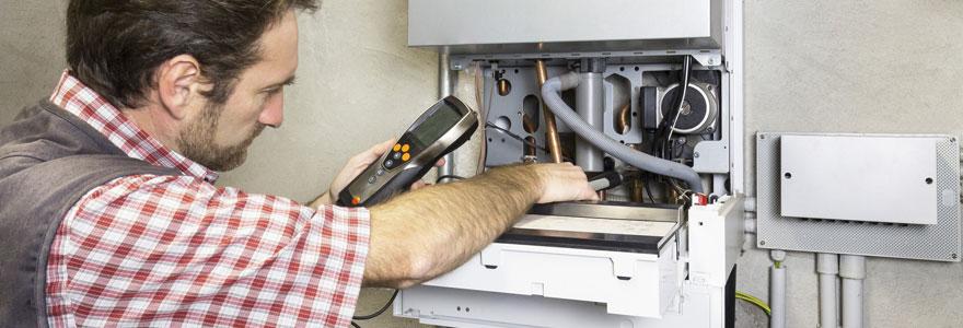Réparation et changement de chaudière :
